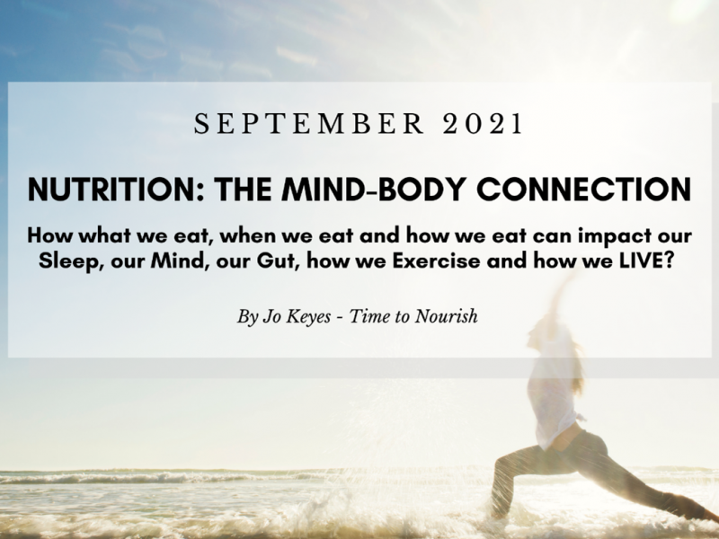 Nutrition: The Mind-Body Connection